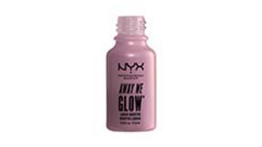 NYX PROFESSIONAL MAKEUP Make up Away We Glow Liquid Boosters