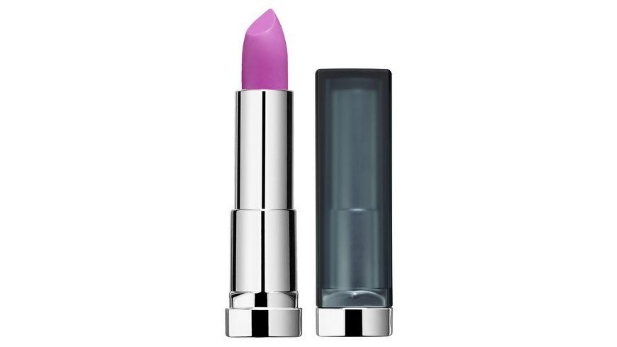 MAYBELLINE NEW YORK Color Sensational Creamy Matte Lippenstift