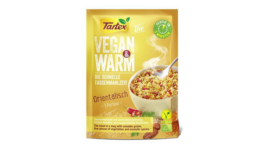 Tartex Vegan Warm Orientalisch