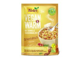 Tartex Vegan Warm Orientalisch