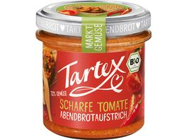 Tartex Markt Gemuese Scharfe Tomate
