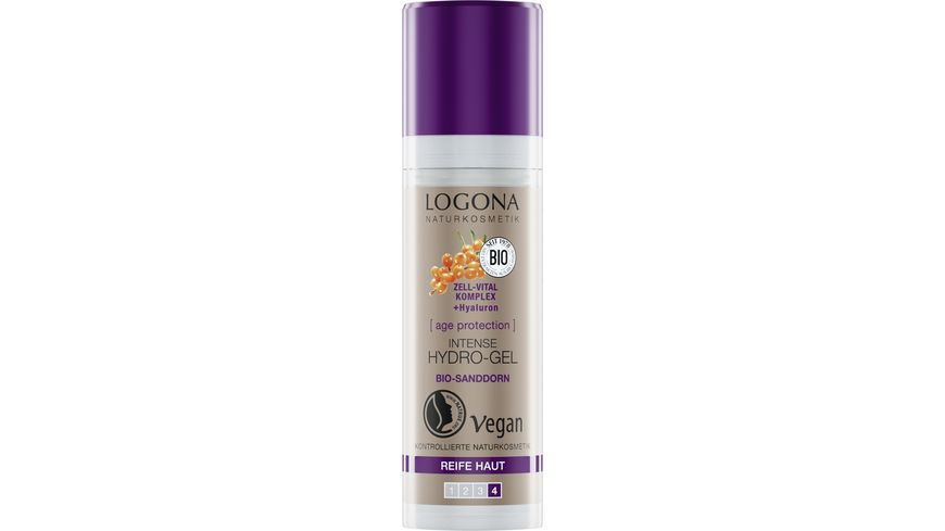 LOGONA age protection Intense Hydro Gel