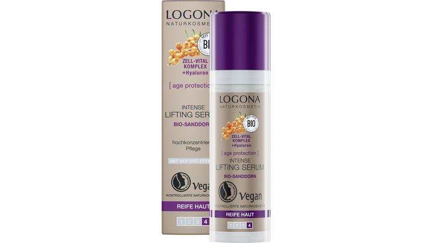 LOGONA age protection Intense Lifting Serum online..