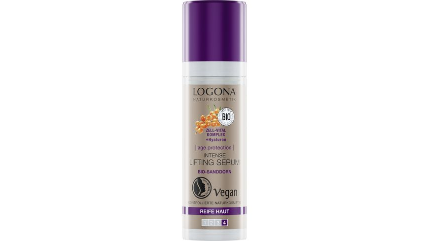 LOGONA age protection Intense Lifting Serum