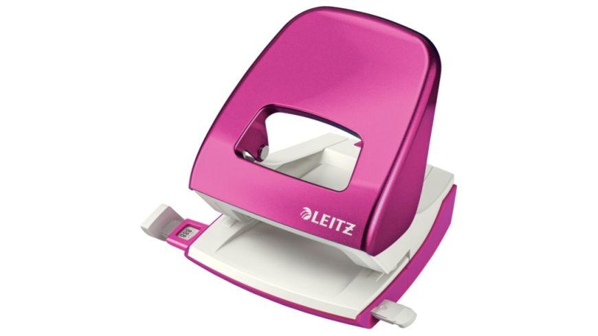 LEITZ Locher New Nexxt pink