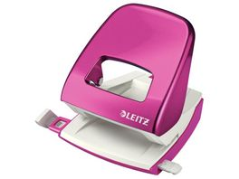 LEITZ Locher New Nexxt Mini pink
