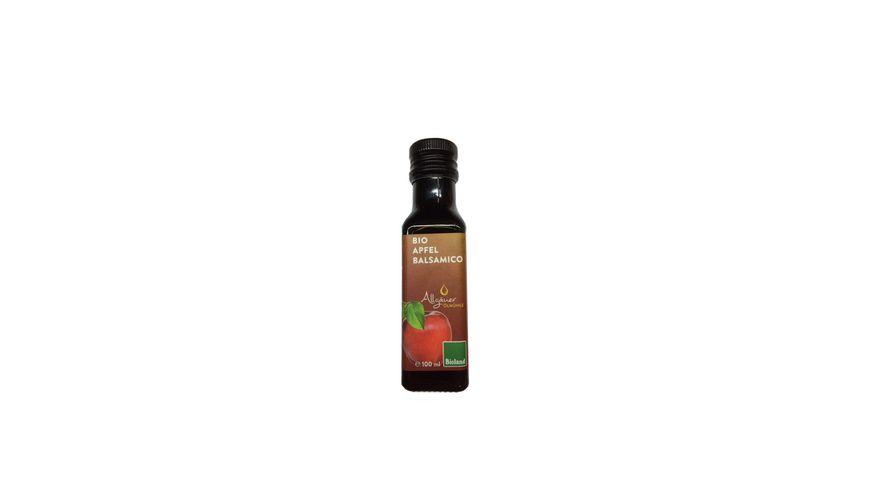 Allgaeuer Oelmuehle Bio Apfel Balsamico