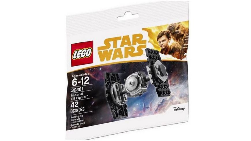 LEGO Star Wars Polybag 30381 Imperial TIE Fighter