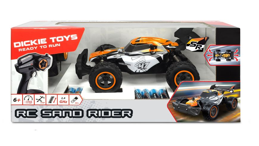 Dickie Toys RC Sand Rider RTR