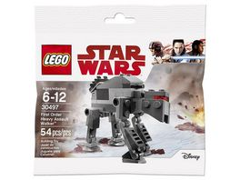 LEGO Star Wars Polybag 30497 First Order Heavy Assault Walker