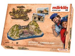 Maerklin 72786 Maerklin Start up 3D Puzzle Lummerland
