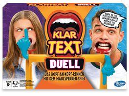 Hasbro Gaming Klartext Duell