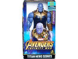 Hasbro Avengers Titan Hero Power FX Thanos