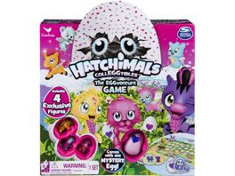 Spin Master Games Hatchimals Brettspiel