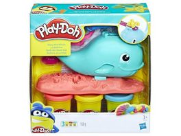 Hasbro Play Doh Welli der Knet Wal