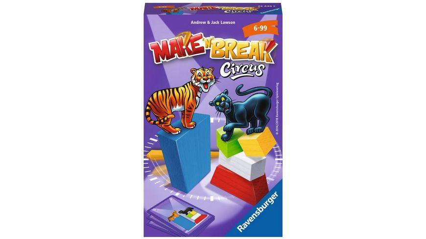 Ravensburger Spiel Make n Break Circus