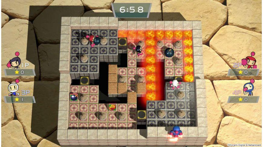 Super Bomberman R Shiny Edition