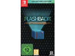 Flashback 25th Anniversary Collector s Edition