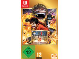 One Piece Pirate Warriors 3 Deluxe Edition