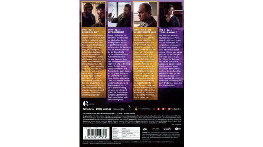 Kommissar Beck Staffel 6 DVD VK 2 DVDs