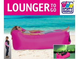 Happy People LOUNGER TO GO Pink