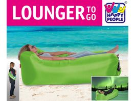 Happy People LOUNGER TO GO Gruen