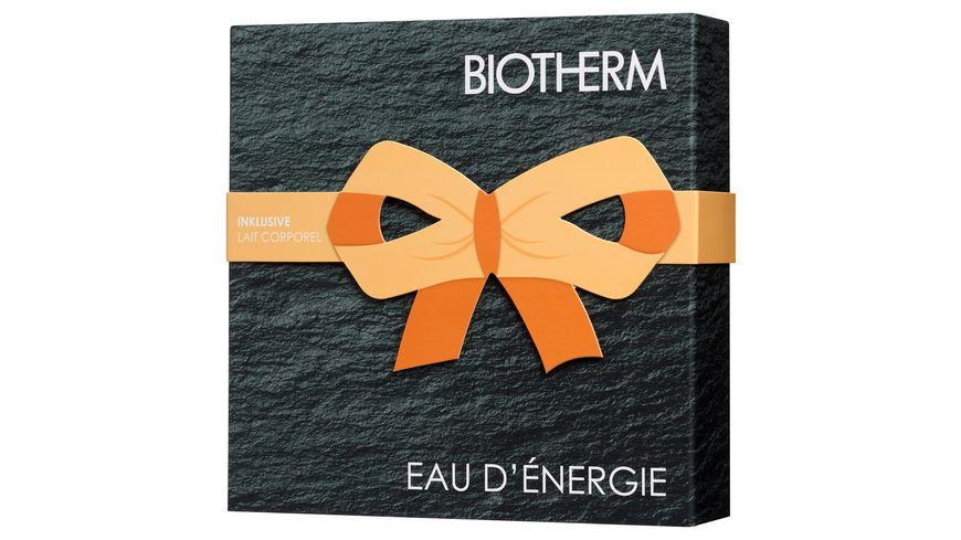 BIOTHERM Eau D Energie Coffret Geschenkset