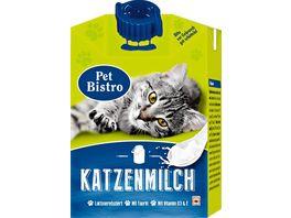 Pet Bistro Katzen Milch