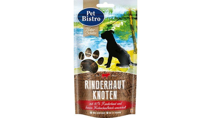 Pet Bistro Hundesnack Gaumenschmaus Kau Knoten