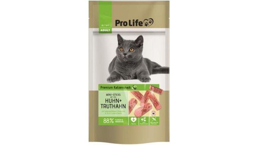 Pro Life Katze Mini Sticks 50g
