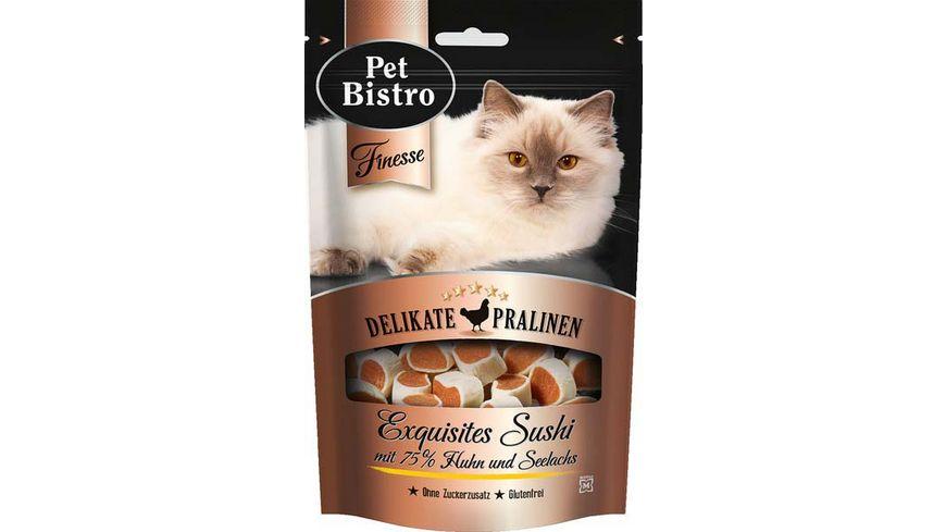 Pet Bistro Katzensnack Finesse Snack mit Huhn
