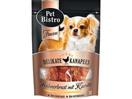 Pet Bistro Hundesnack mit Huhn
