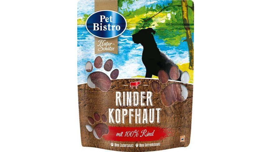 Pet Bistro Hundesnack Rinderkopfhaut