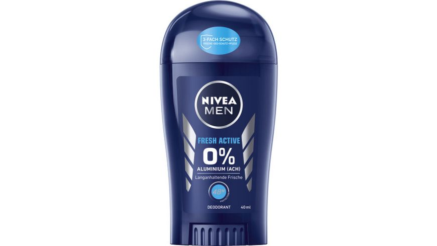 NIVEA MEN Deo Stick Fresh Active