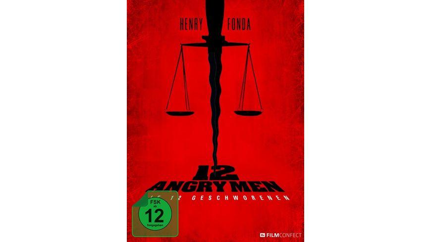 Die 12 Geschworenen Blu ray Mediabook inkl 20 Seitiges Booklet