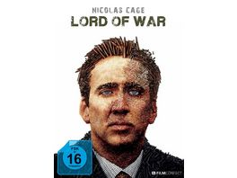 Lord Of War Blu ray Mediabook inkl 20 Seitiges Booklet