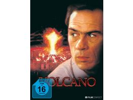 Volcano Blu ray Mediabook inkl 20 Seitiges Booklet