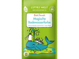 LUeTTES WELT NATURKOSMETIK Beste Freunde Magische Badewasserfarbe