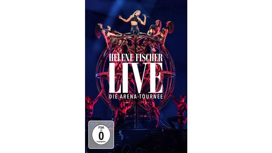 Helene Fischer Live Die Arena Tournee Ltd Fan Ed
