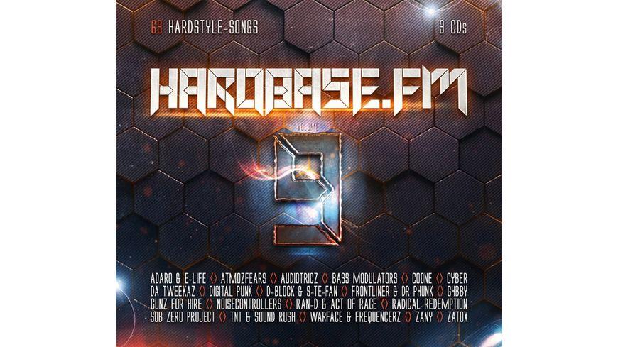 Hardbase FM Vol 9