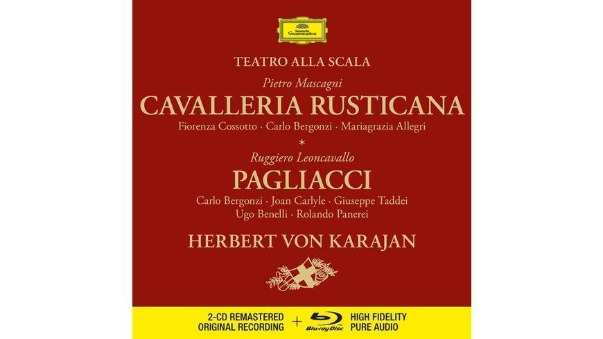Cavalleria Rusticana Pagliacci