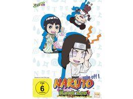 Naruto Spin Off Rock Lee und seine Ninja Kumpels Volume 2 Episode 14 26 3 DVDs