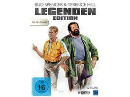 Bud Spencer Terence Hill Legenden Edition Limitierte Auflage 5 DVDs