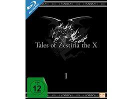 Tales of Zestiria The X Staffel 1 Episode 00 12 im limitierten Schuber 3 BRs
