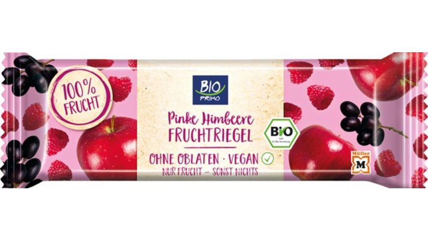 BIO PRIMO Fruchtriegel Pinke Himbeere