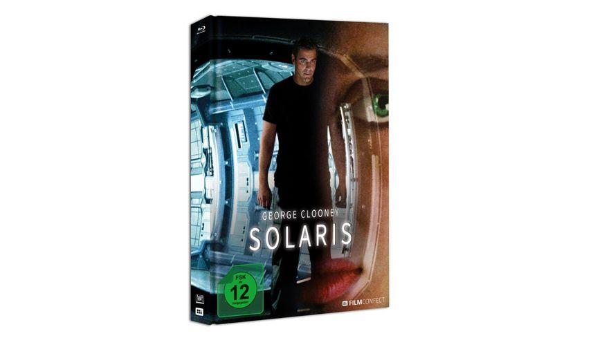 Solaris Blu ray Mediabook inkl 20 Seitiges Booklet