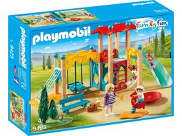 PLAYMOBIL 9423 Family Fun Grosser Spielplatz