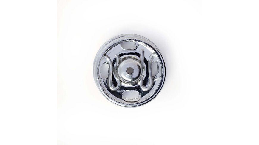 Prym Annaehdruckknoepfe 13 mm silberfarbig