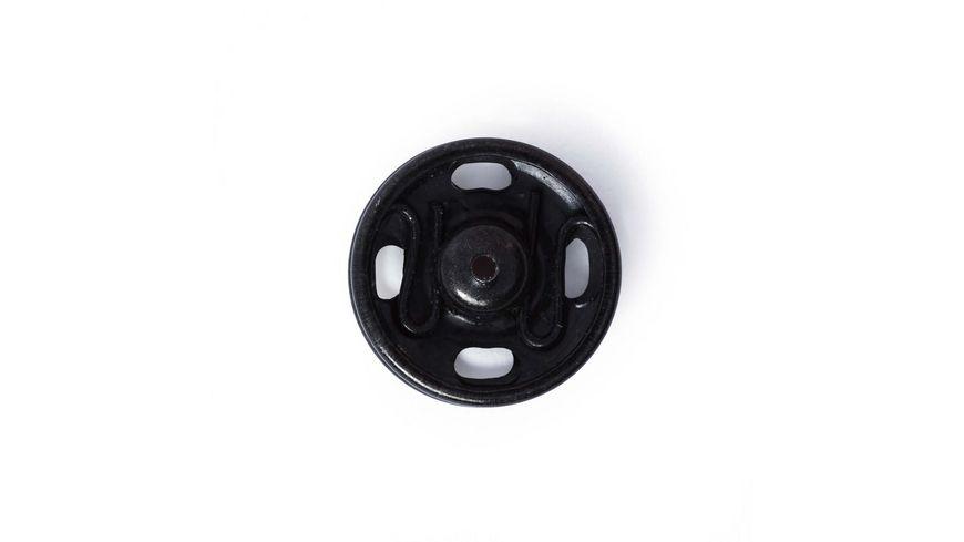Prym Annaehdruckknoepfe 13 mm schwarz