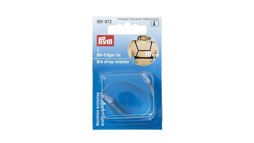 Prym BH Traeger fix 10 mm transparent